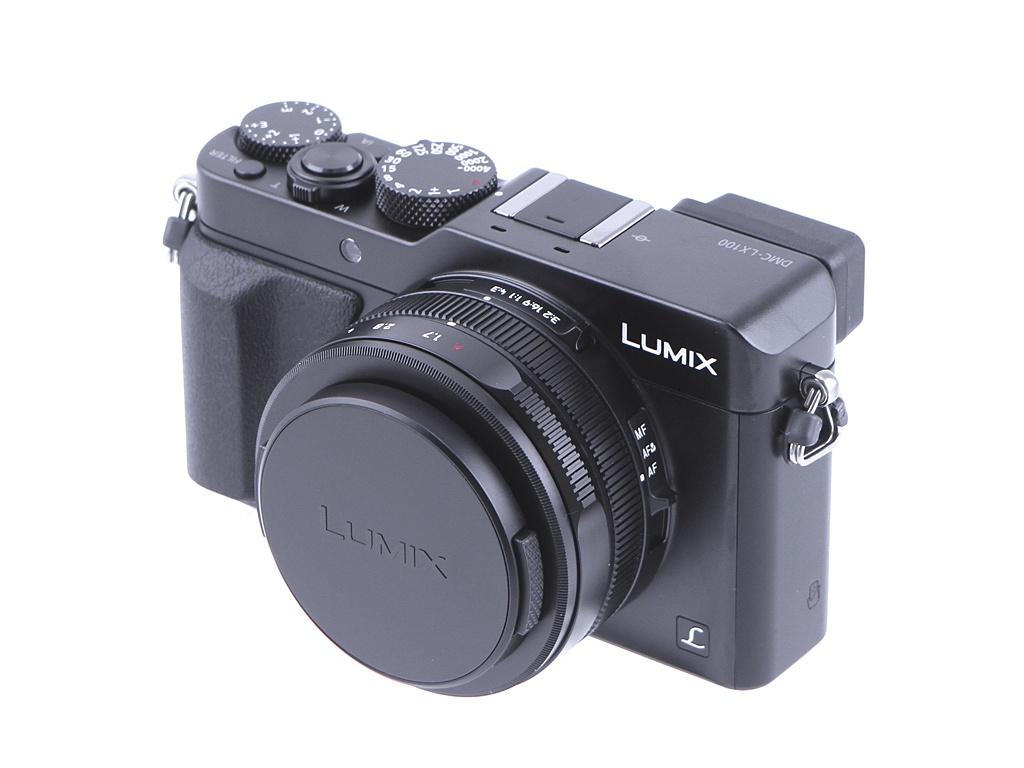 Фотоаппарат Panasonic DMC-LX100 Lumix DMC-LX100EE-K