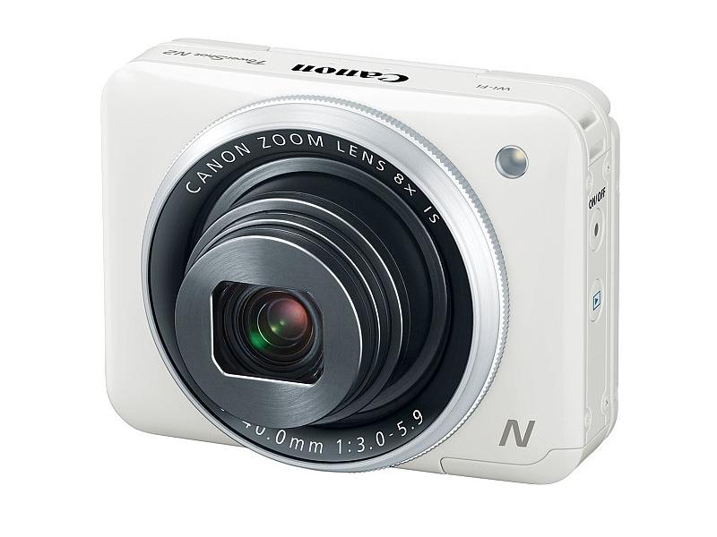 Фотоаппарат Canon PowerShot N2 White*