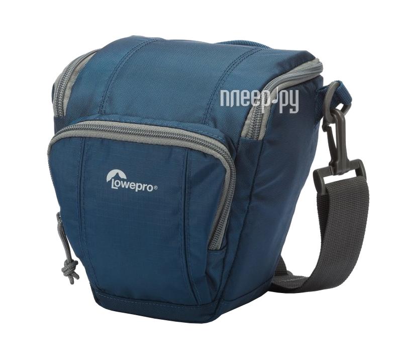 LowePro Toploader Zoom 45 AW II Blue LP36701-0WW цена и фото