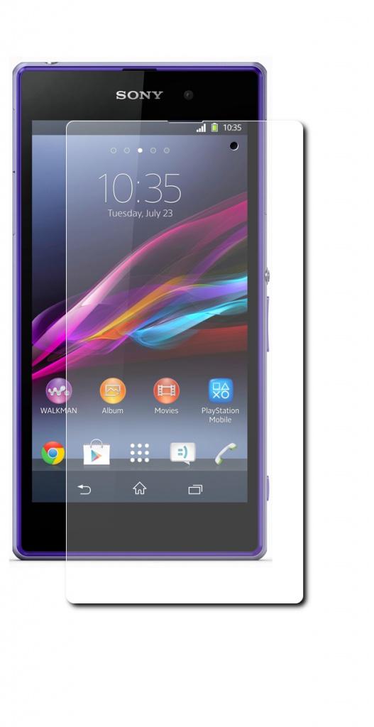 Аксессуар Закаленное стекло для Sony Xperia Z1 DF xSteel-03