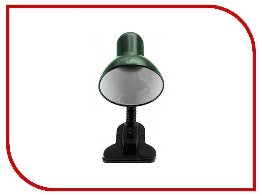 Лампа Ультра Лайт MT2077C Прищепка Green
