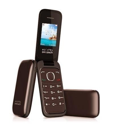 Сотовый телефон Alcatel OneTouch 1035D Dark Chocolate<br>