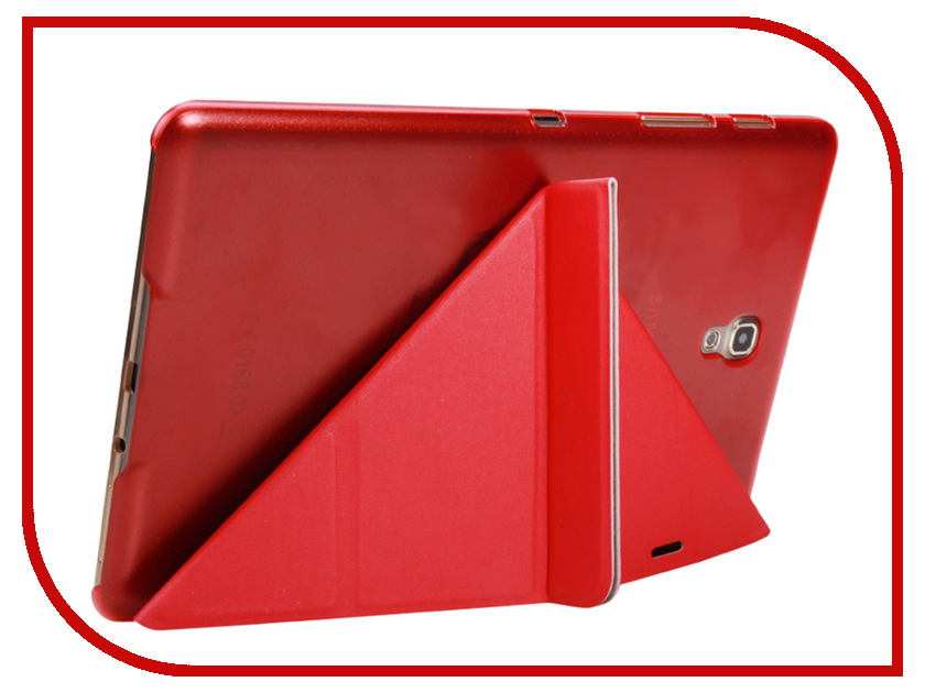 ��������� ����� Samsung Galaxy Tab S 8.4 IT Baggage Hard case ���. ���� Red ITSSGTS841-3
