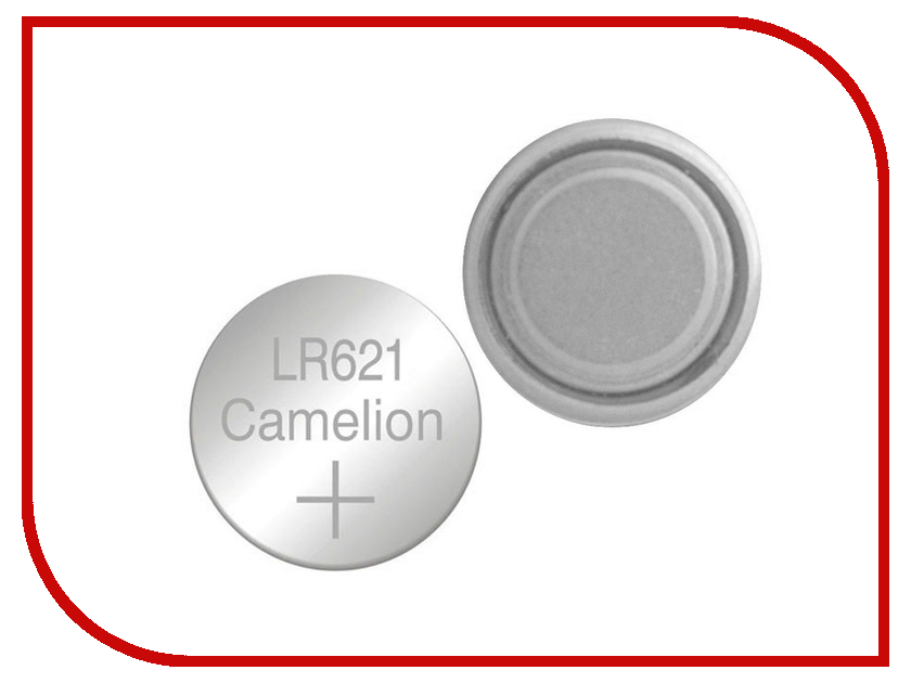 Батарейка Camelion LR621 G1 BL-10 AG1-BP10 (1 штука) cr1220 camelion cr1220 bp1 1 штука