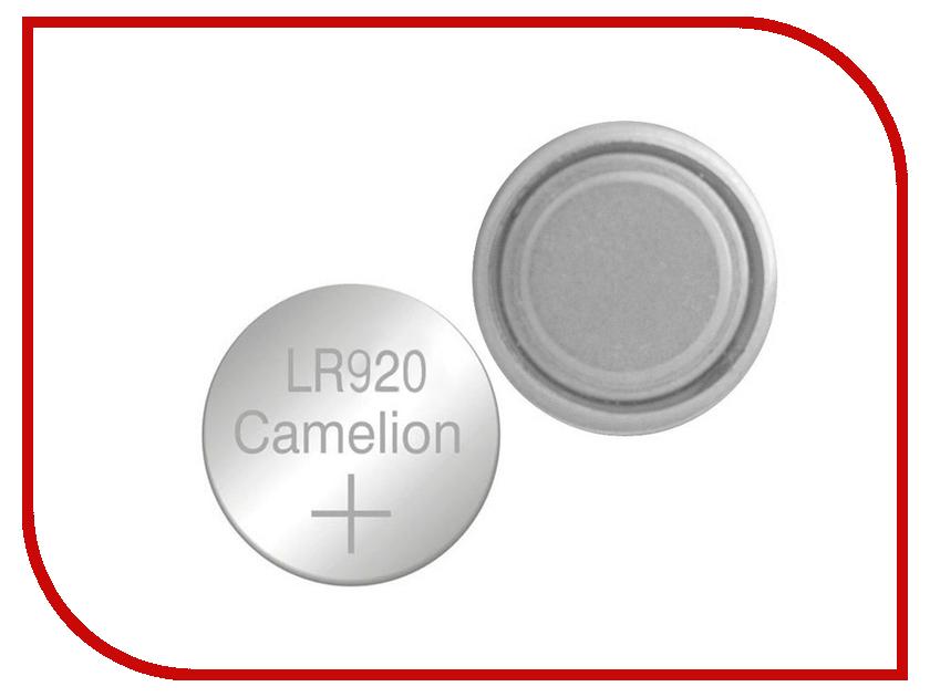 Батарейка Camelion LR920 G 6 BL-10 AG6-BP10 (1 штука)<br>
