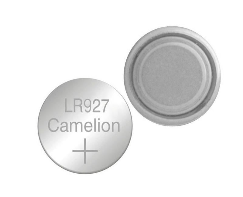 Батарейка Camelion LR927 G7 BL-10 AG7-BP10 (1 штука) батарейка camelion lr43 g12 bl 10 ag12 bp10 1 штука