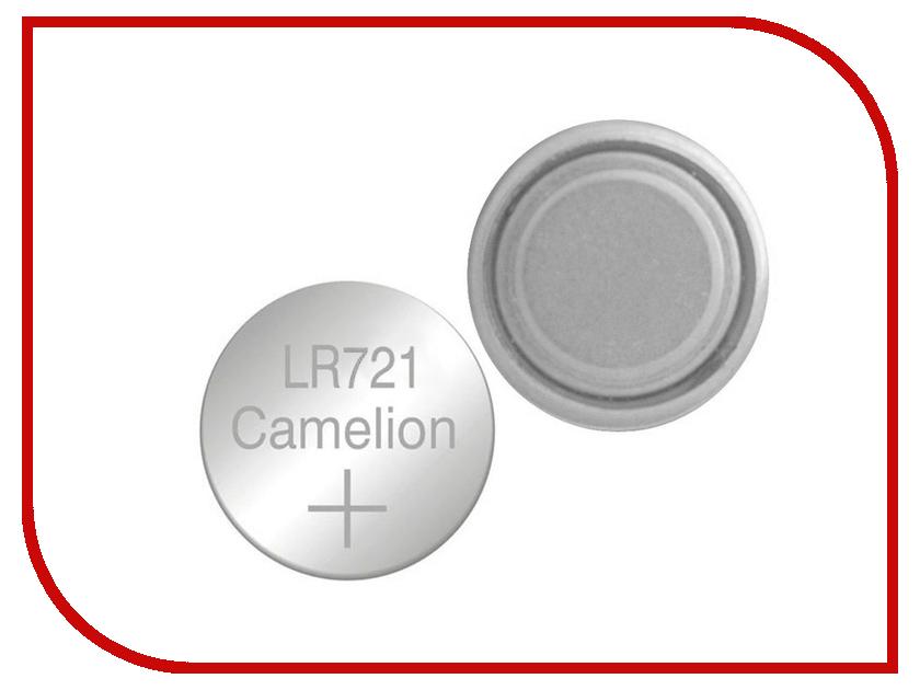 Батарейка Camelion LR721 G11 BL-10 AG11-BP10 (1 штука)