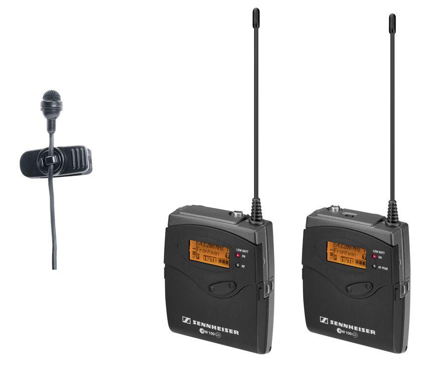 цена на Радиосистема Sennheiser EW 122P G3-B-X