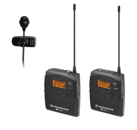 Радиомикрофон Sennheiser EW 122P G3-A-X<br>