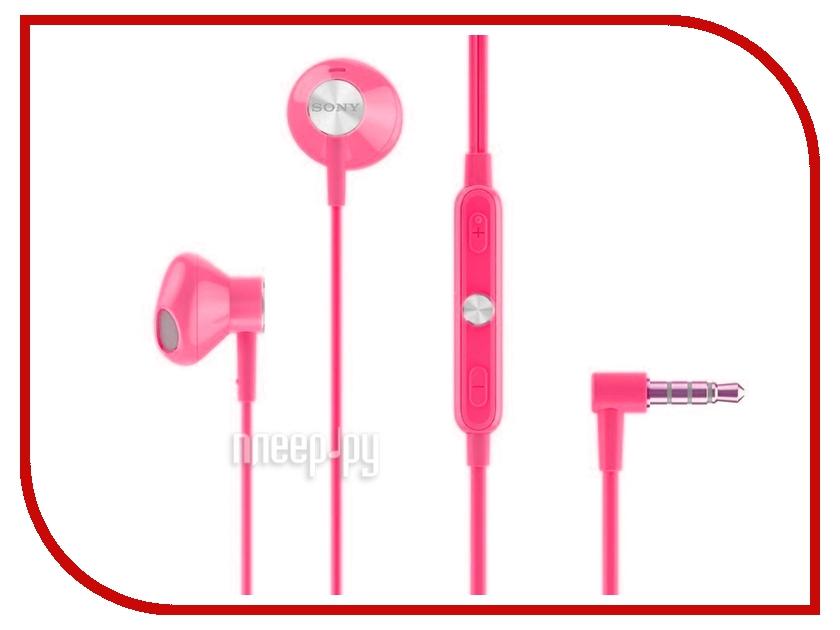 Гарнитура Sony STH30 Pink sony sth30 lime