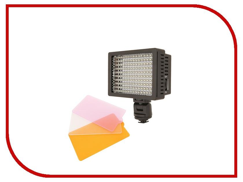 Накамерный свет Fujimi FJLD-HD160