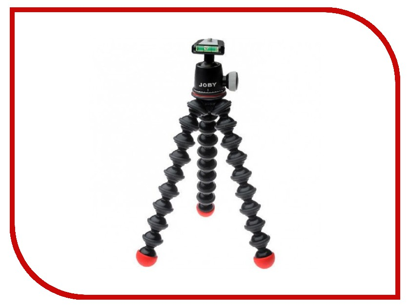 Штатив Joby GorillaPod SLR-Zoom GP3-BREU Black-Red