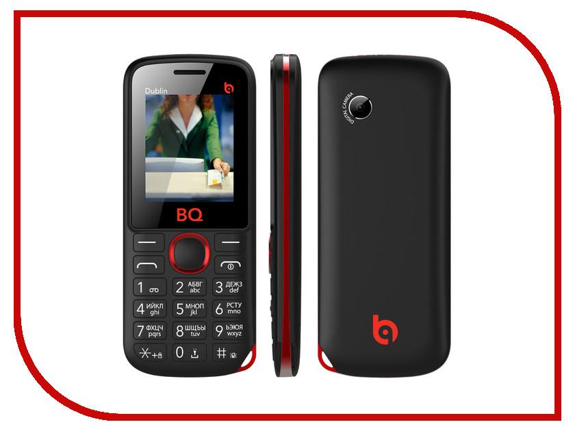 Сотовый телефон BQ BQM-1818 Dublin Black