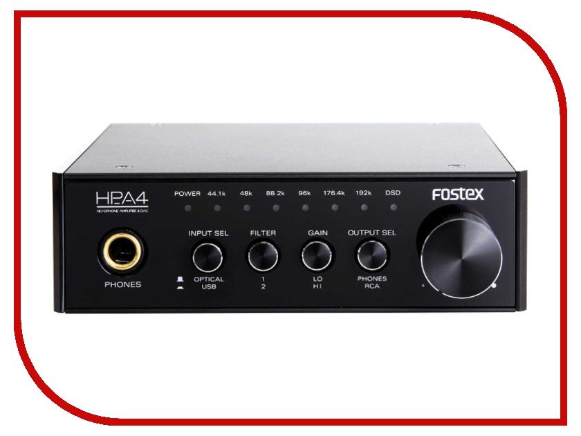 Усилитель Fostex HP-A4