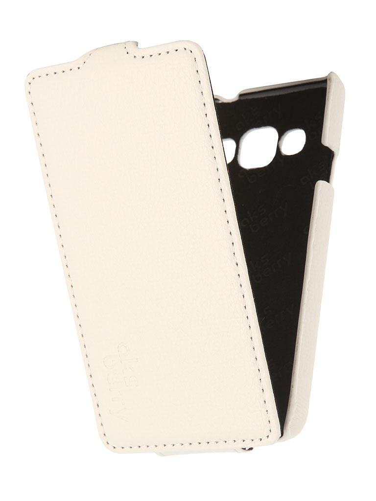 Аксессуар Чехол LG L60 X145 Aksberry White