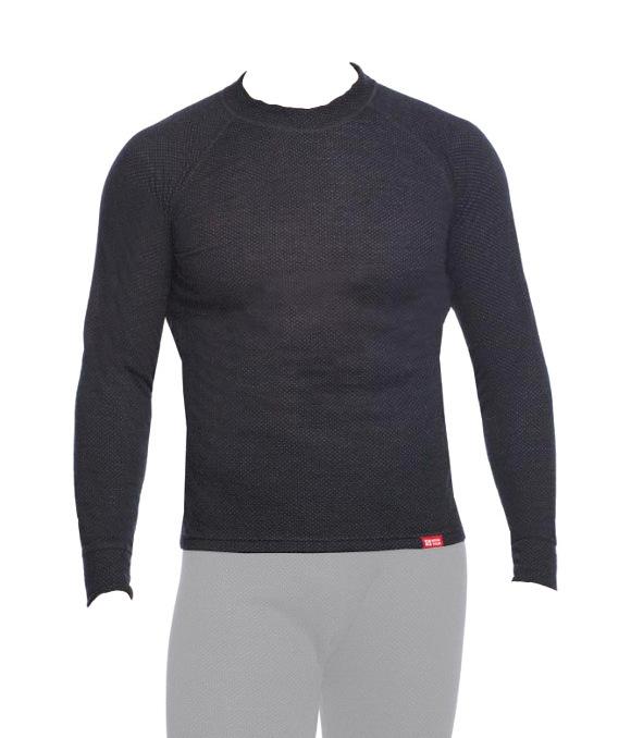 Рубашка Nova Tour Двойная шерсть L/52-54 Black мужская от Pleer