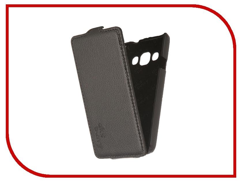 Аксессуар Чехол LG L60 X145 Aksberry Black<br>