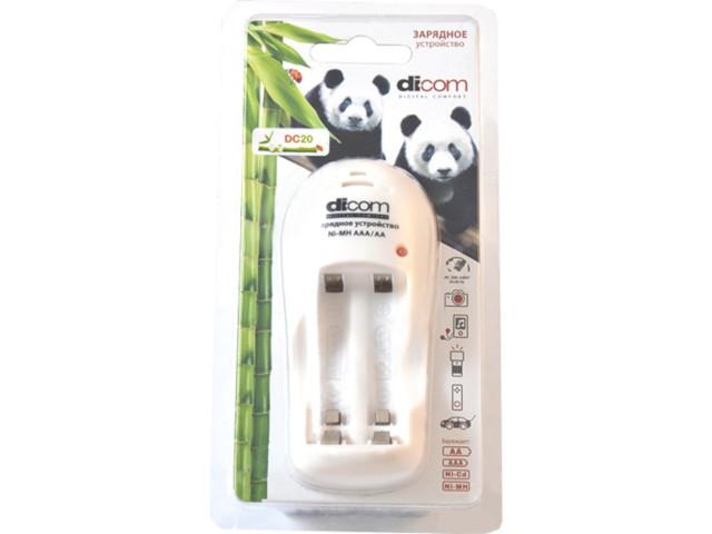 Зарядное устройство Dicom Panda DC20 dicom professional um 2994 black orange