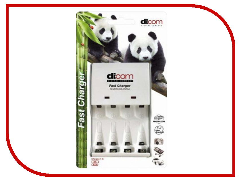 Зарядное устройство Dicom Panda DC60