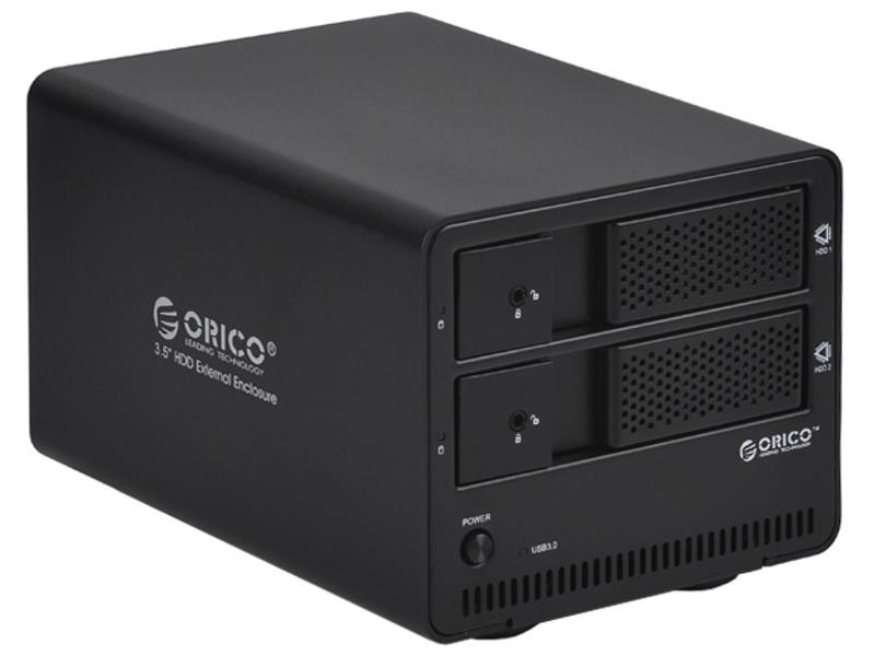Аксессуар Контейнер Orico 9528U3 Black for HDD