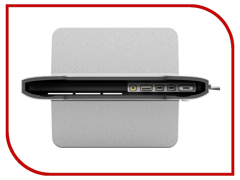 Док-станция Henge Docks HD04VA13MBPR для MacBook Pro 13 Retina Metal<br>