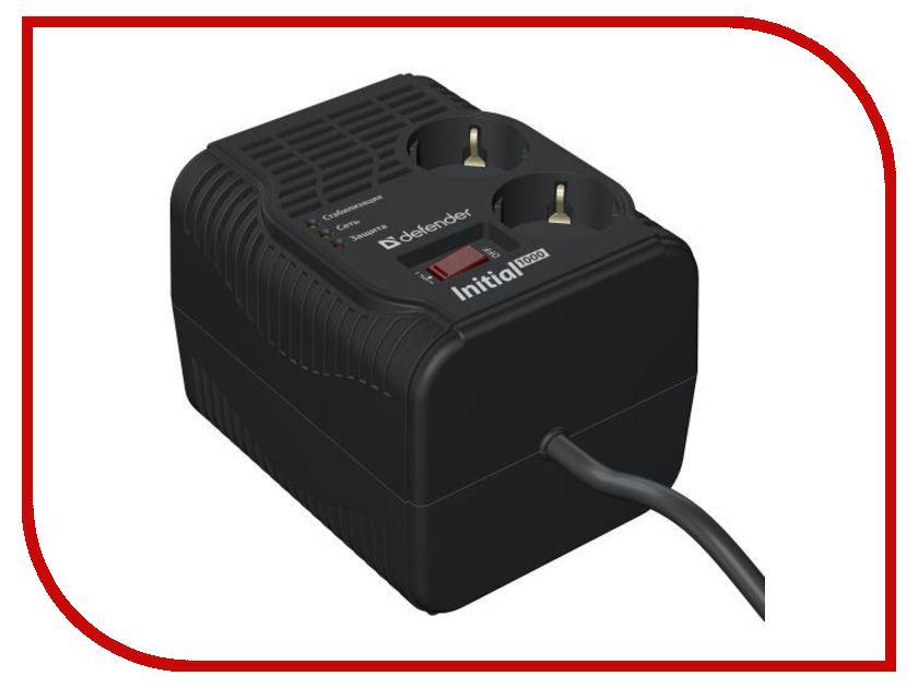 Стабилизатор Defender AVR Initial 600VA 99016
