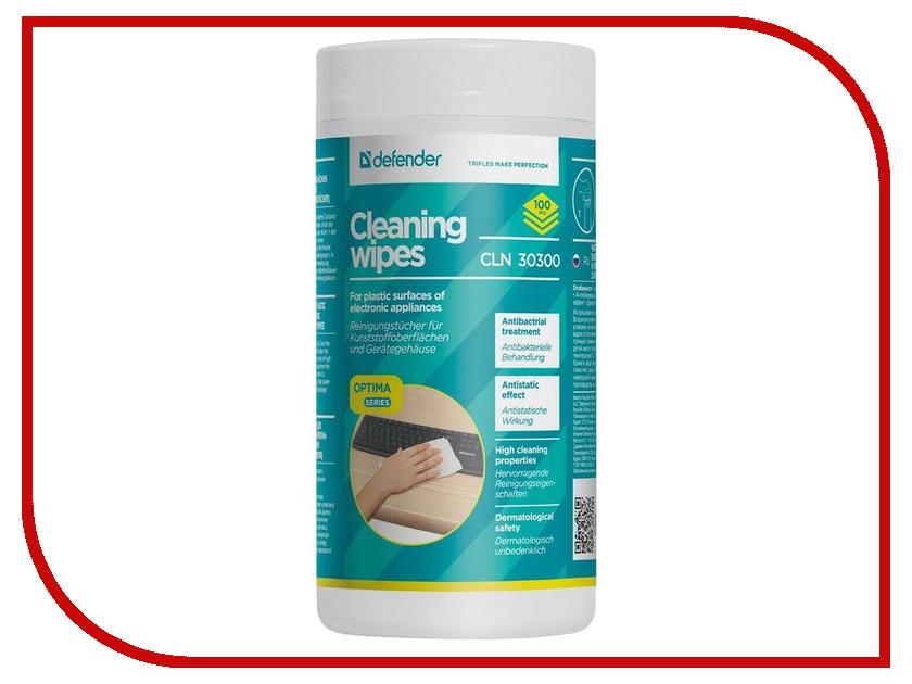 Аксессуар Чистящие салфетки Defender Eco CLN 30300<br>