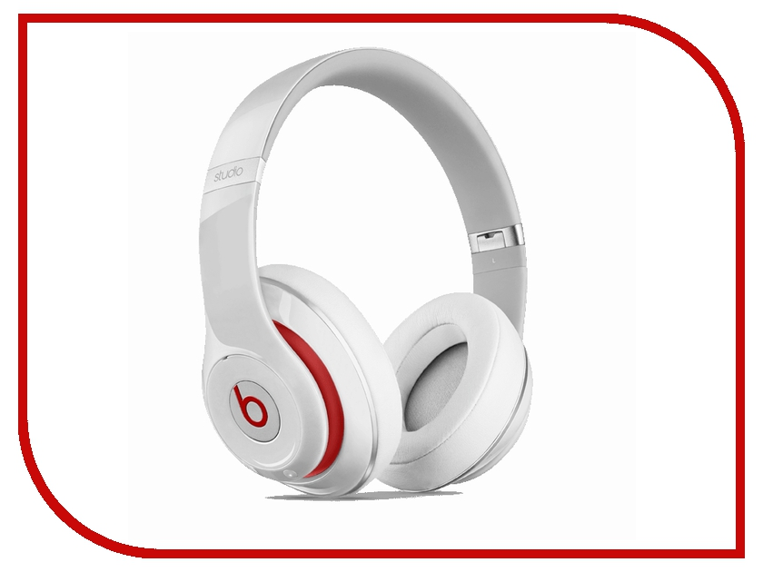 Гарнитура Beats Studio Wireless White MH8J2ZE/A<br>