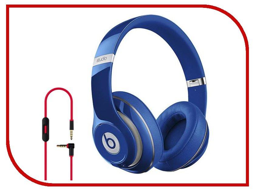 Наушники Beats Studio 2 Blue MH992ZM/A<br>