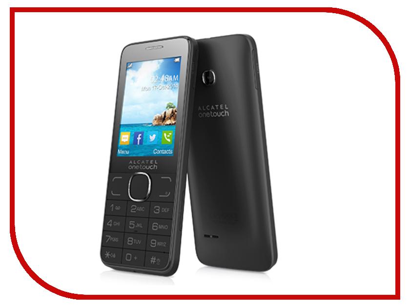 Сотовый телефон Alcatel OneTouch 2007D Dark Gray<br>
