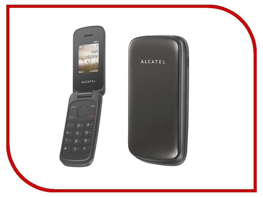 Сотовый телефон Alcatel OneTouch 1035D Dark Grey мобильный телефон alcatel one touch 1035d 1035d 2aalru1