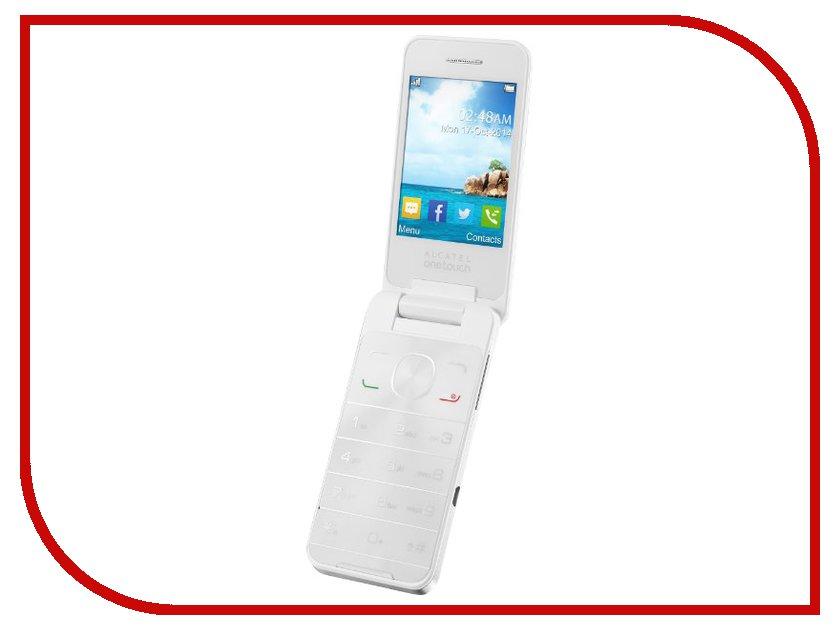Сотовый телефон Alcatel OneTouch 2012D Pure White<br>