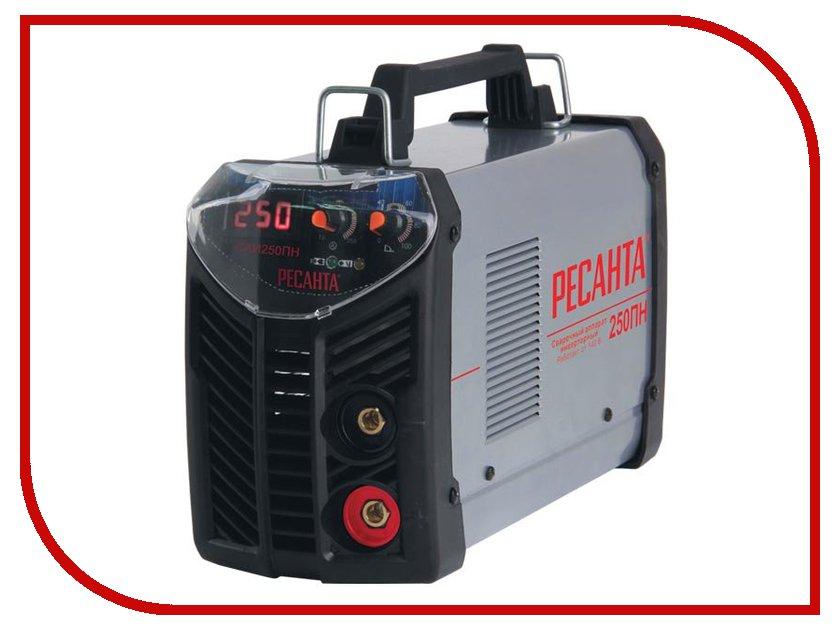 Сварочный аппарат Ресанта САИ 250ПН сварочное оборудование ресанта саи 160