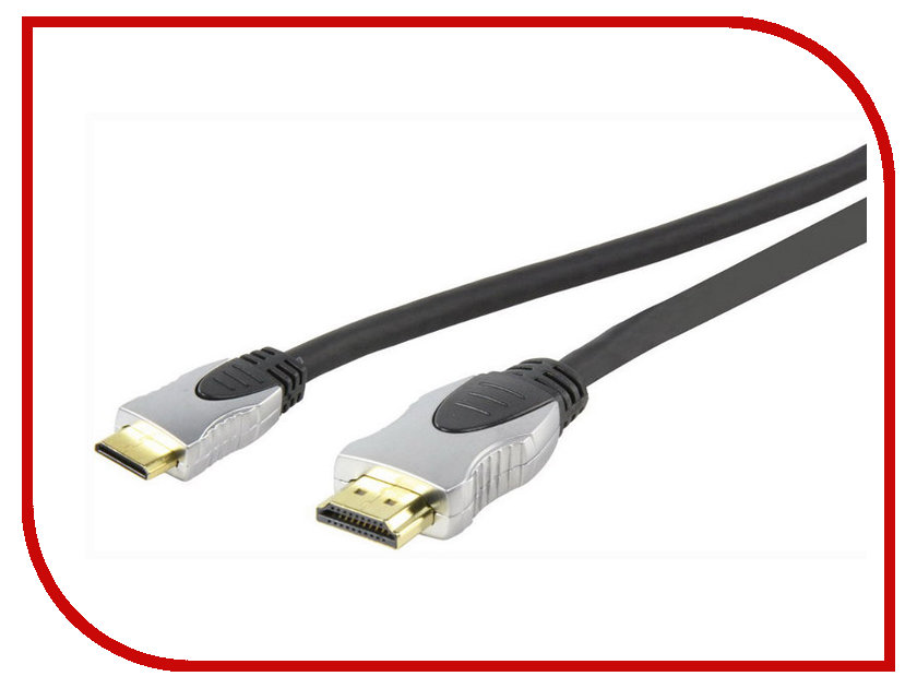 Аксессуар HQ HDMI to miniHDMI V1.4 1.5m HQSS5562-1.5<br>