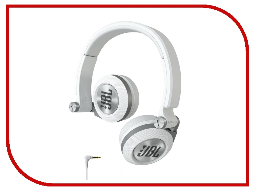 Гарнитура JBL Synchros E30 E30WHT White