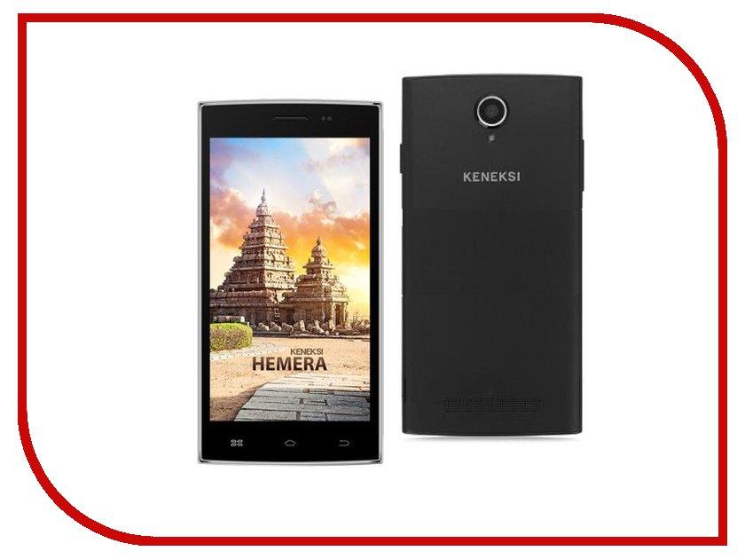 Сотовый телефон KENEKSI Hemera Black