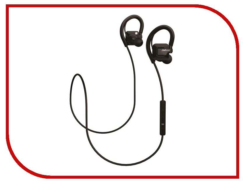 Jabra Step Black bluetooth гарнитура jabra motion uc ms 6630 900 301 серый 6630 900 301