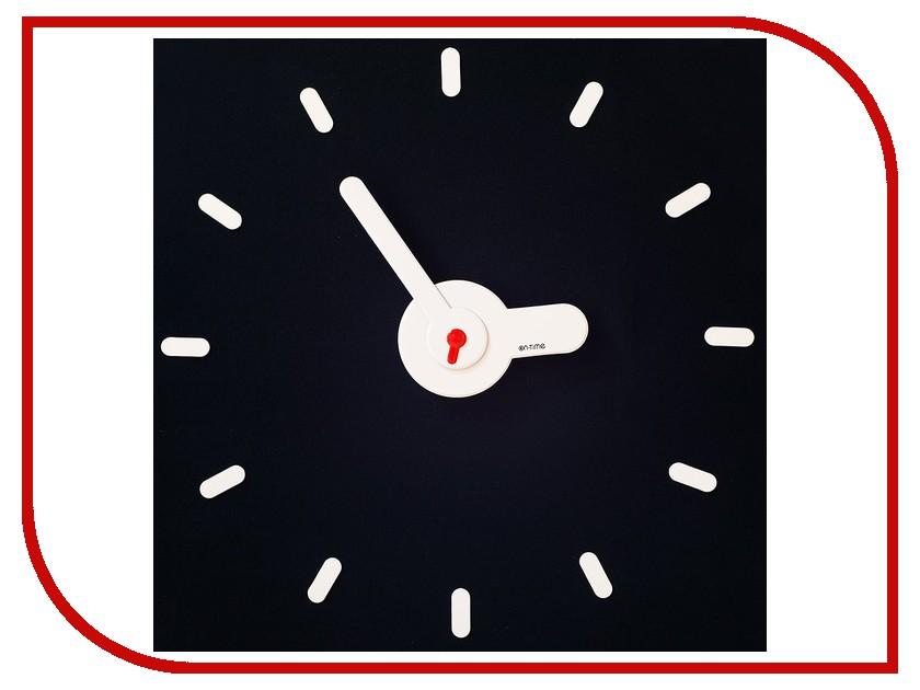 Часы настенные ON Time White-Red<br>