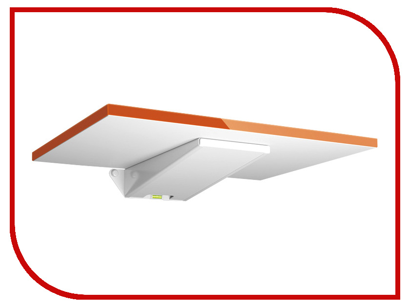 Кронштейн Holder SKA-O / SKA-P1-O White-Orange + кронштейн White<br>