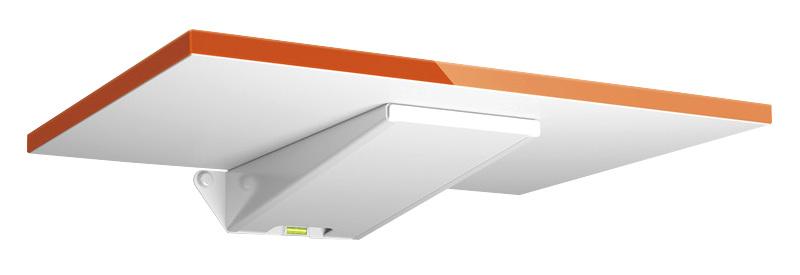 Кронштейн Holder SKA-O / SKA-P1-O White-Orange + кронштейн White<br>