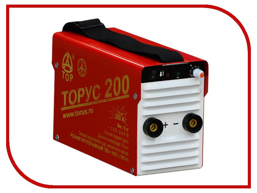 Сварочный аппарат Торус 200 НАКС сварочный аппарат торус инверторный 250