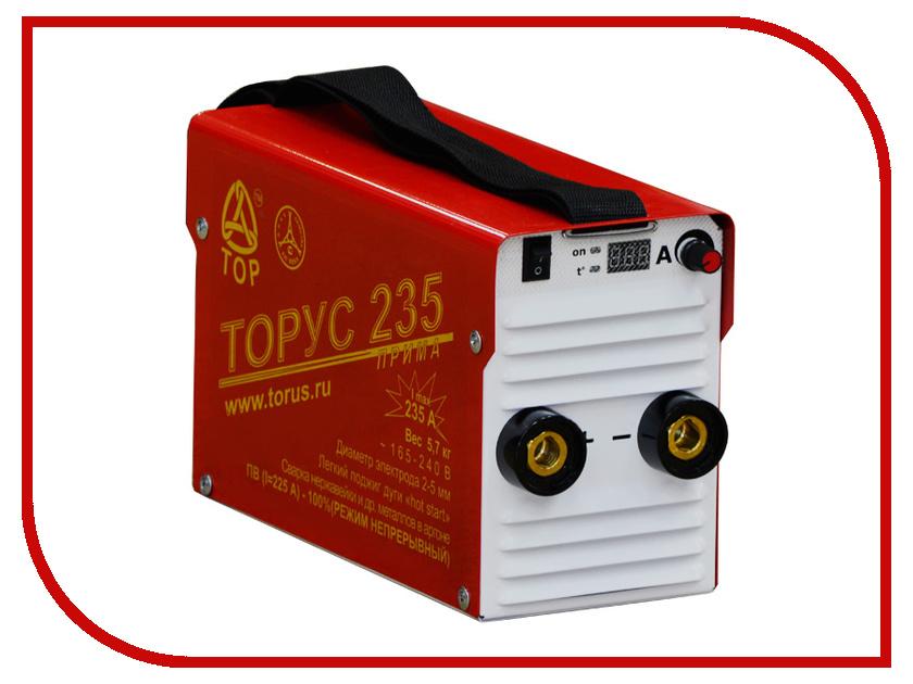 Сварочный аппарат Торус 235 сварочный аппарат торус инверторный 250