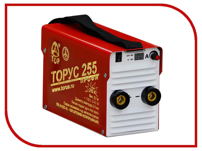 Сварочный аппарат Торус 255 сварочный аппарат торус инверторный 250