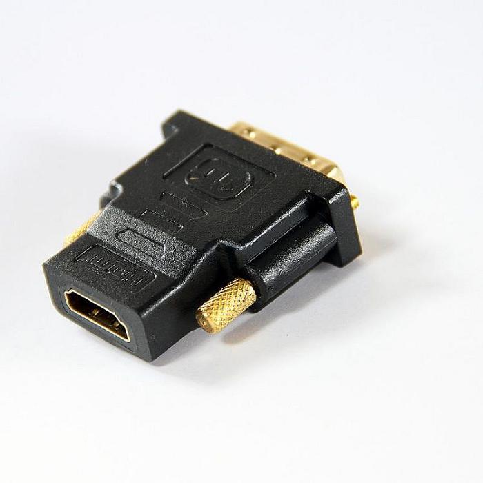 Аксессуар AOpen HDMI 19F to DVI-D 25M ACA312