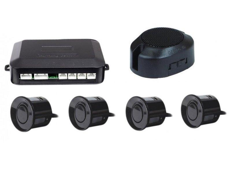 Парктроник Blackview PS-4.0 Black от Pleer