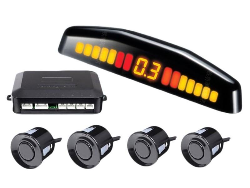 Парктроник Blackview PS-4.2 Black от Pleer