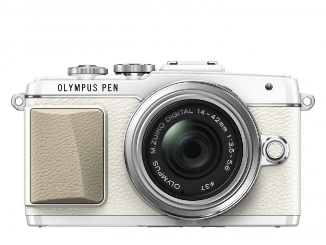 Фотоаппарат Olympus PEN E-PL7 Kit 14-42 mm II R White-Silver