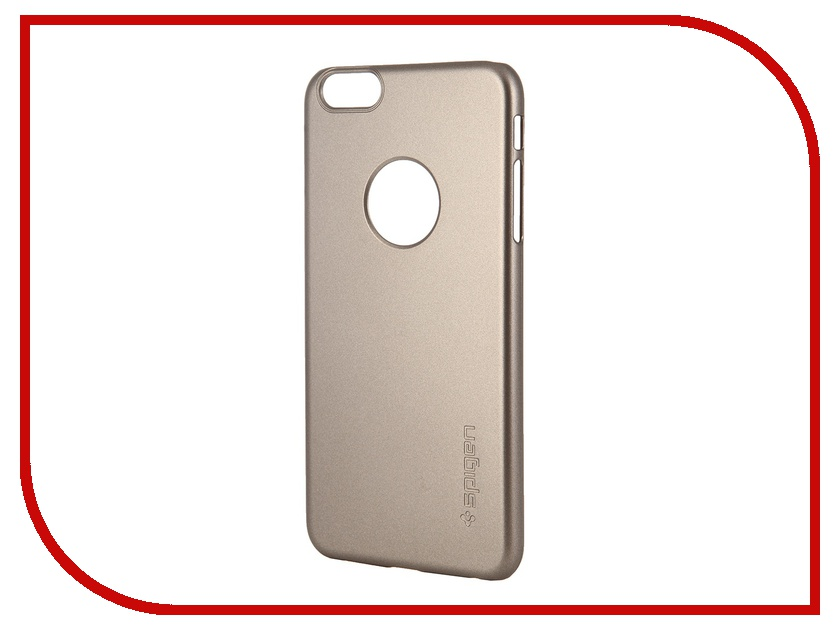 Аксессуар Чехол Spigen SGP Thin Fit A Series для iPhone 6 Plus 5.5-inch Steel SGP10890<br>