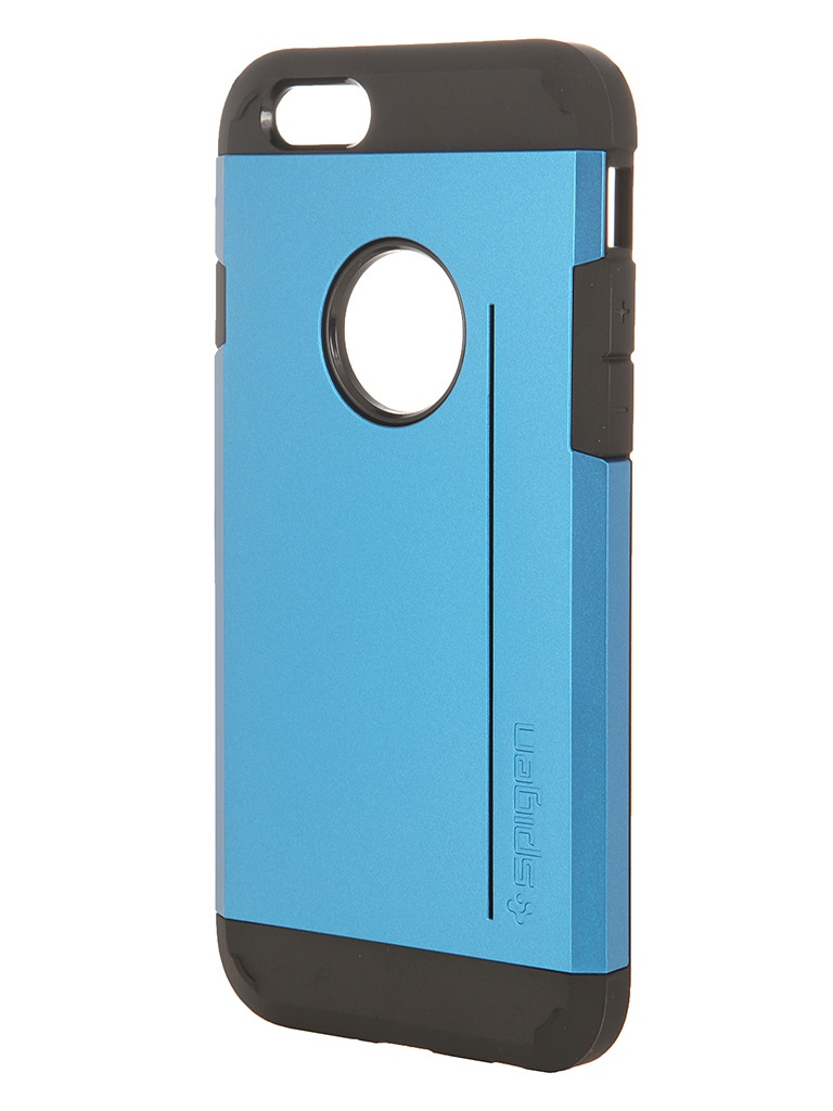 Аксессуар Чехол SGP Tough Armor S Series for iPhone 6 4.7-inch Electric Blue SGP11041<br>