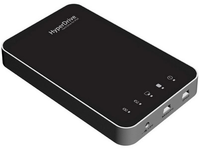 Жесткий диск HyperDrive 1Tb HDIP-1000